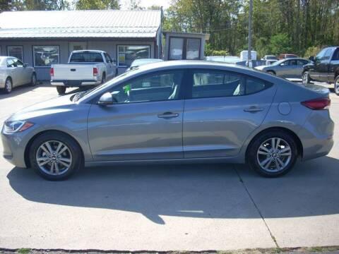 2017 Hyundai Elantra for sale at H&L MOTORS, LLC in Warsaw IN
