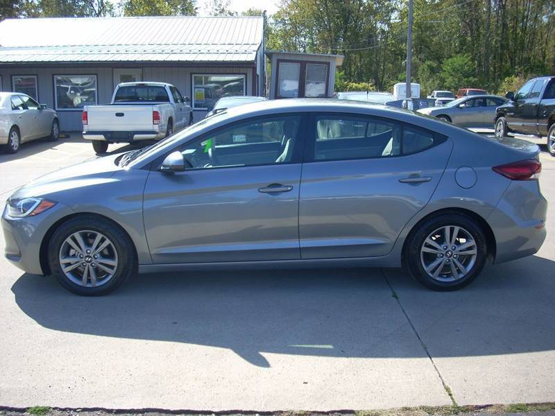 2017 Hyundai Elantra for sale at H&L MOTORS, LLC in Warsaw IN
