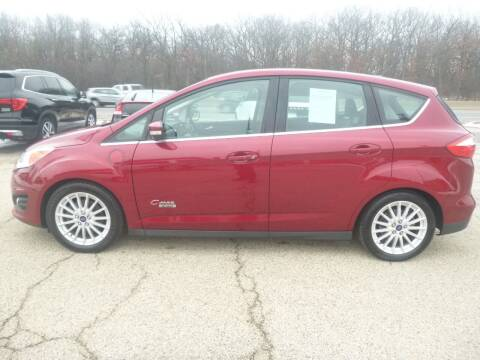 2015 Ford C-MAX Energi for sale at NEW RIDE INC in Evanston IL