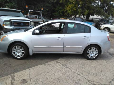 2011 Nissan Sentra for sale at Guilford Auto in Guilford CT