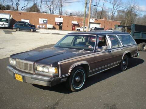 1990 Mercury Grand Marquis for sale at 611 CAR CONNECTION in Hatboro PA