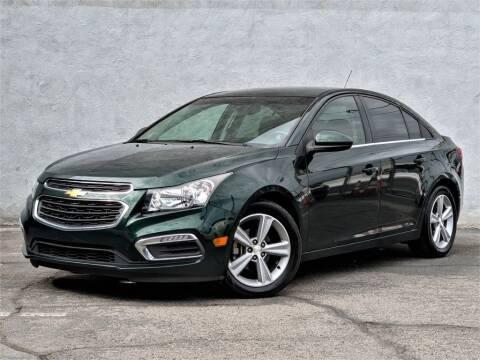 2015 Chevrolet Cruze for sale at Divine Motors in Las Vegas NV