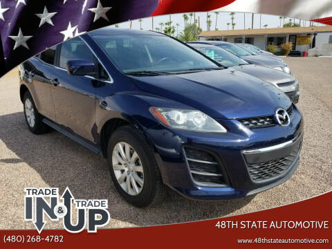 2010 Mazda CX-7 for sale at 48TH STATE AUTOMOTIVE in Mesa AZ