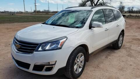 2014 Chevrolet Traverse for sale at Best Car Sales in Rapid City SD