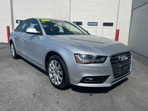 2014 Audi A4 for sale at Zimmerman's Automotive in Mechanicsburg PA