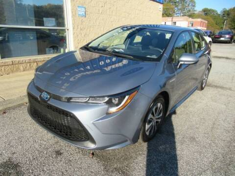 2020 Toyota Corolla Hybrid for sale at Southern Auto Solutions - Georgia Car Finder - Southern Auto Solutions - 1st Choice Autos in Marietta GA