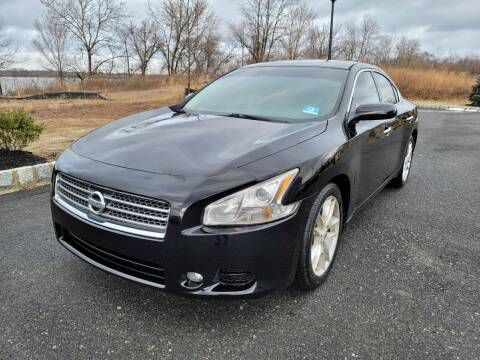 2010 Nissan Maxima for sale at DISTINCT IMPORTS in Cinnaminson NJ