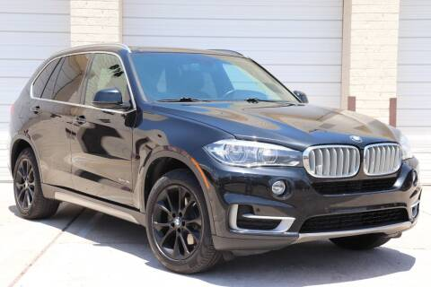 2017 BMW X5 for sale at MG Motors in Tucson AZ
