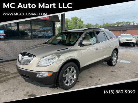 2008 Buick Enclave for sale at MC Auto Mart LLC in Hermitage TN