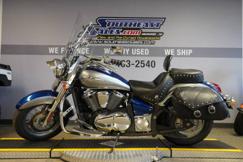 2010 Kawasaki Vulcan 900 Classic for sale at Southeast Sales Powersports in Milwaukee WI