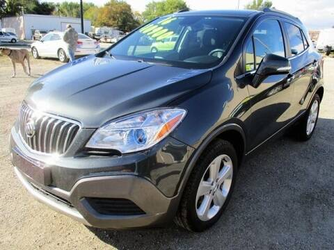 2016 Buick Encore for sale at Northeast Iowa Auto Sales in Hazleton IA
