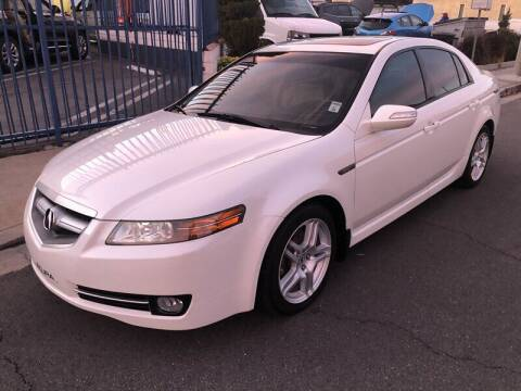 2007 Acura TL for sale at Boktor Motors in North Hollywood CA
