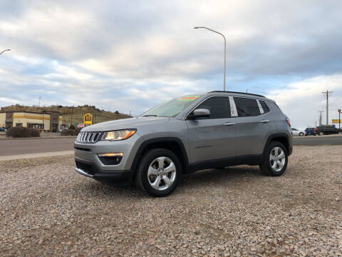 2019 Jeep Compass for sale at 1st Quality Motors LLC in Gallup NM