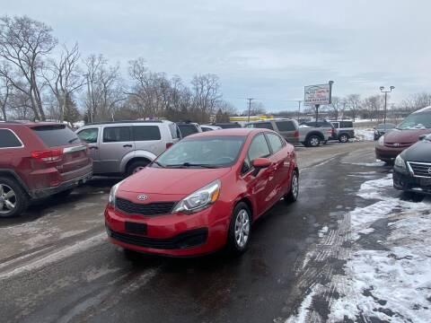 2012 Kia Rio for sale at Auto Deals in Roselle IL