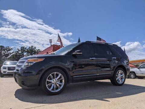 2014 Ford Explorer for sale at CarZoneUSA in West Monroe LA