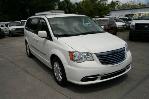 2013 Chrysler Town and Country for sale at Mike's Trucks & Cars in Port Orange FL