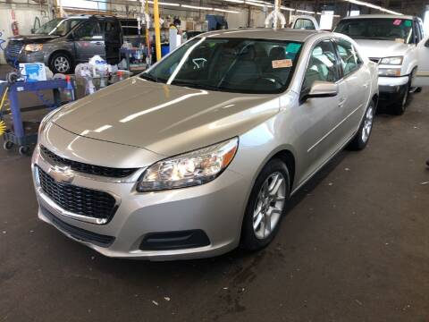 2015 Chevrolet Malibu for sale at Doug Dawson Motor Sales in Mount Sterling KY