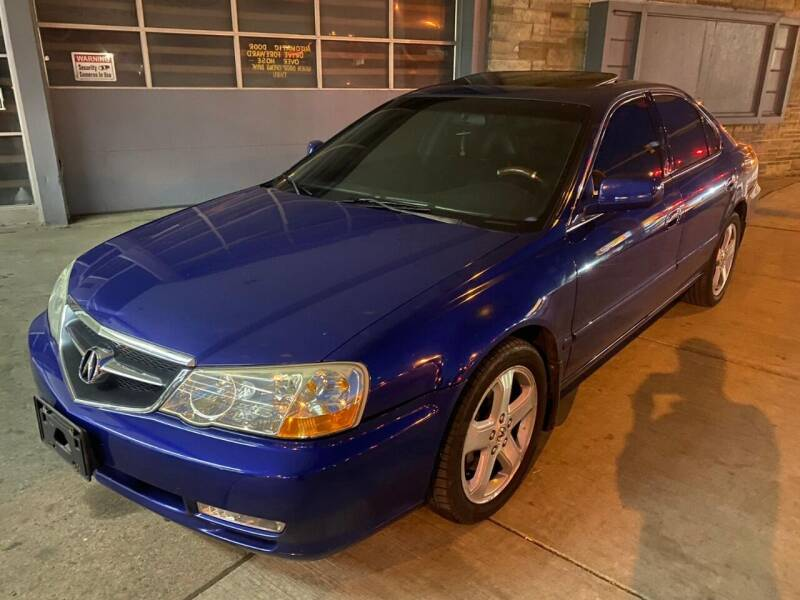 2002 Acura TL for sale at Car Planet Inc. in Milwaukee WI