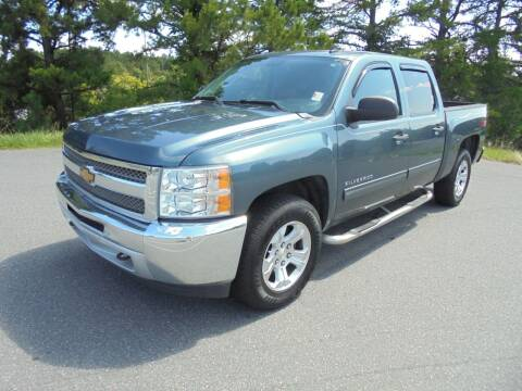 2012 Chevrolet Silverado 1500 for sale at TURN KEY OF CHARLOTTE in Mint Hill NC