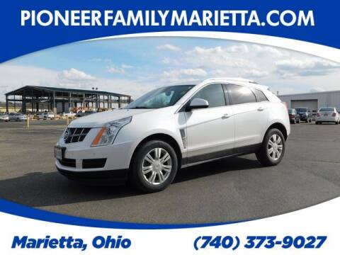 2010 Cadillac SRX for sale at Pioneer Family auto in Marietta OH