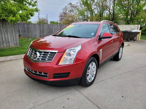 2014 Cadillac SRX for sale at Harold Cummings Auto Sales in Henderson KY