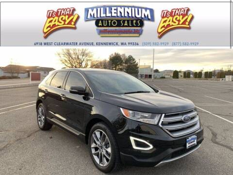 2015 Ford Edge for sale at Millennium Auto Sales in Kennewick WA