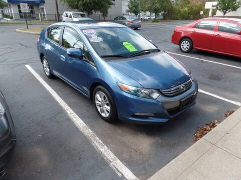 2010 Honda Insight for sale at CAR CORNER RETAIL SALES in Manchester CT