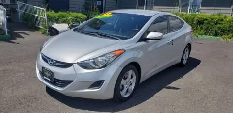 2013 Hyundai Elantra for sale at Persian Motors in Cornelius OR