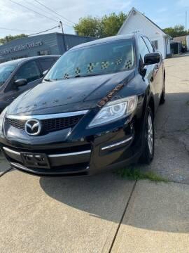 2008 Mazda CX-9 for sale at Bob Luongo's Auto Sales in Fall River MA