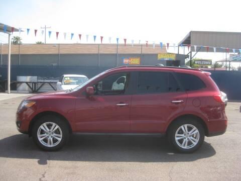 2011 Hyundai Santa Fe for sale at Town and Country Motors - 1702 East Van Buren Street in Phoenix AZ