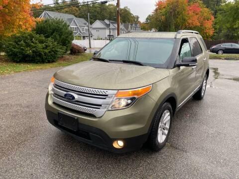 2013 Ford Explorer for sale at Boston Auto Cars in Dedham MA