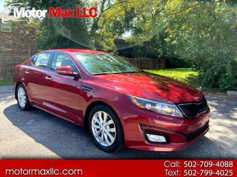 2015 Kia Optima for sale at Motor Max Llc in Louisville KY