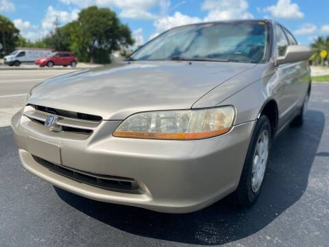 2000 Honda Accord for sale at KD's Auto Sales in Pompano Beach FL