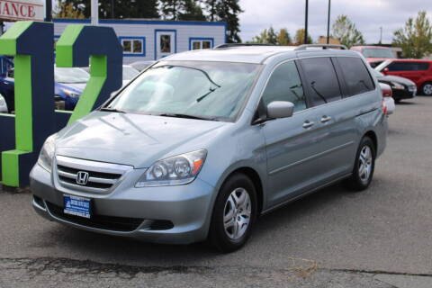 2005 Honda Odyssey for sale at BAYSIDE AUTO SALES in Everett WA
