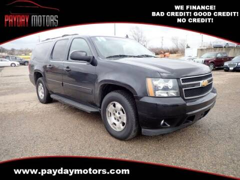 2014 Chevrolet Suburban for sale at Payday Motors in Wichita And Topeka KS