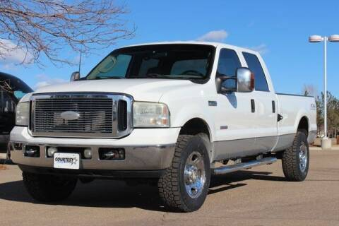 2006 Ford F-350 Super Duty for sale at COURTESY MAZDA in Longmont CO