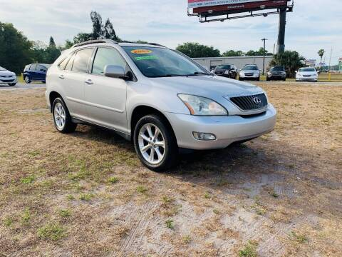 2009 Lexus RX 350 for sale at Unique Motor Sport Sales in Kissimmee FL