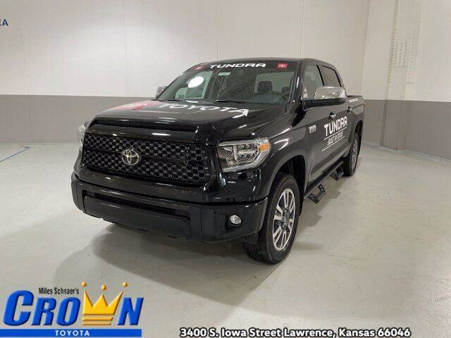 2021 Toyota Tundra for sale in Lawrence, KS