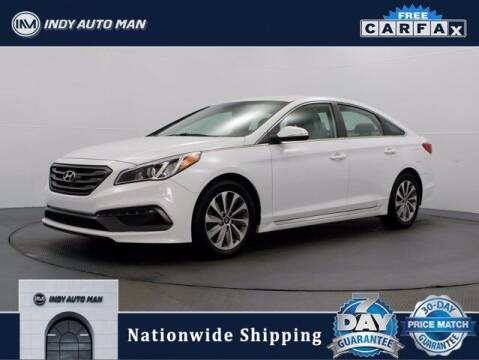 2016 Hyundai Sonata for sale at INDY AUTO MAN in Indianapolis IN