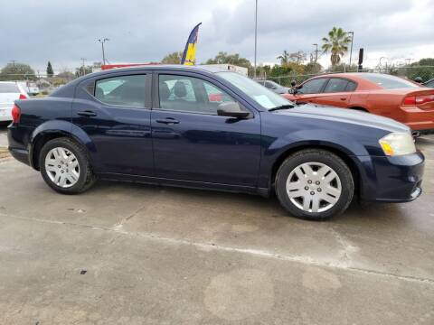 2013 Dodge Avenger for sale at Warren's Auto Sales, Inc. in Lakeland FL