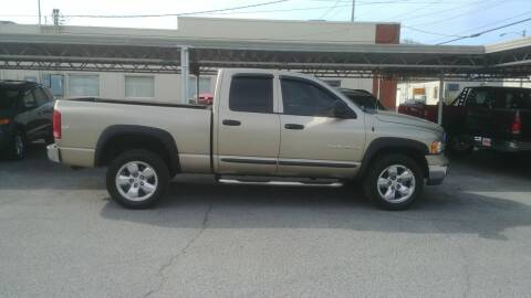 2002 Dodge Ram Pickup 1500 for sale at Lewis Used Cars in Elizabethton TN