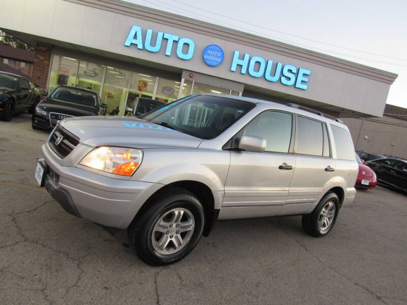2005 Honda Pilot for sale at Auto House Motors in Downers Grove IL