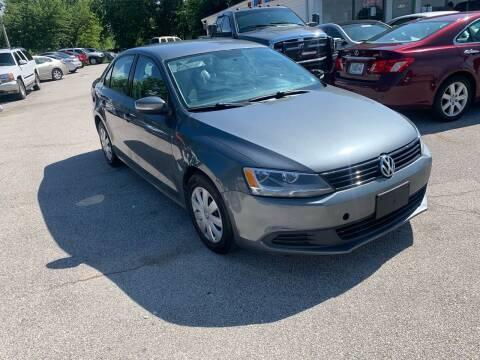 2012 Volkswagen Jetta for sale at STL Automotive Group in O'Fallon MO
