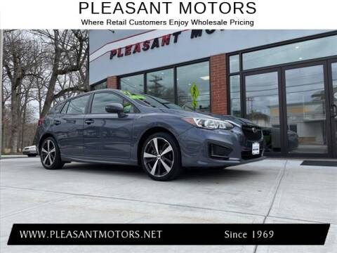2017 Subaru Impreza for sale at Pleasant Motors in New Bedford MA