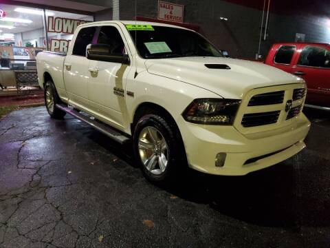 2016 RAM Ram Pickup 1500 for sale at Stach Auto in Edgerton WI