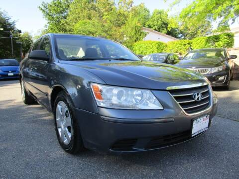 2009 Hyundai Sonata for sale at Direct Auto Access in Germantown MD