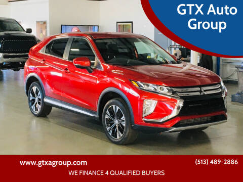 2019 Mitsubishi Eclipse Cross for sale at GTX Auto Group in West Chester OH