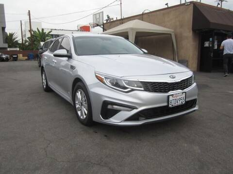 2019 Kia Optima for sale at Win Motors Inc. in Los Angeles CA