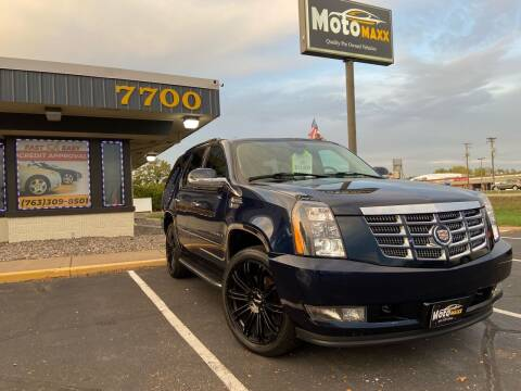 2008 Cadillac Escalade for sale at MotoMaxx in Spring Lake Park MN