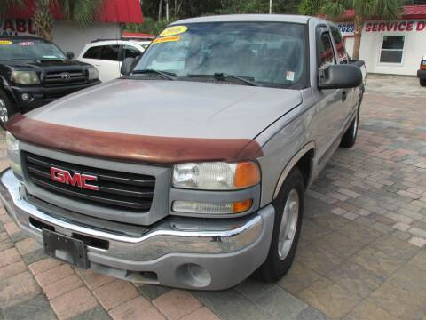 2006 GMC Sierra 1500 for sale at Affordable Auto Motors in Jacksonville FL
